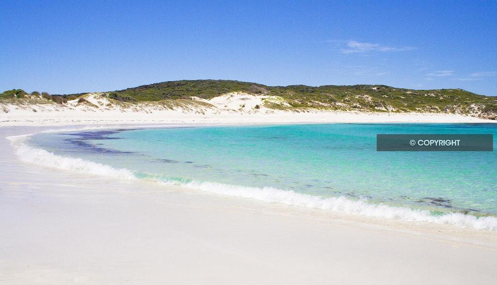 Perfect Hanson Bay