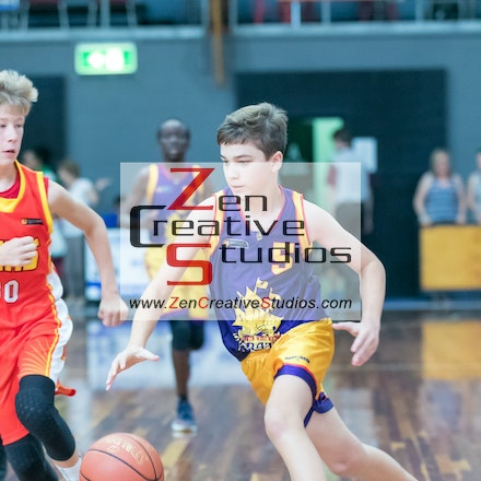 2017 BQSCs U14 Boys - 2017 Basketball Queensland Under 14 Boys State Championships held at South West Metro in Brisbane - Action Photo Galleries