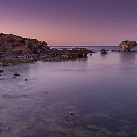 013_Point Peron dawn_Australia