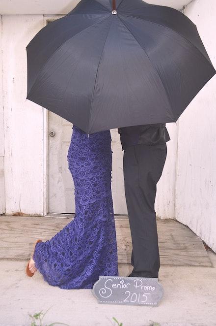 Bethany and Tucker's Senior Prom