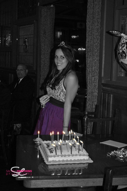 Makinna's 18th Birthday