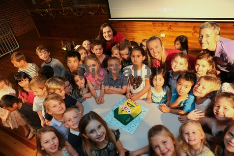 Dural South 2016 Graduation - Fit Kids 2016 Graduation