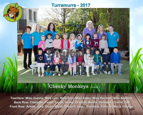 Turramurra 2017 - Fit Kidz School Photos