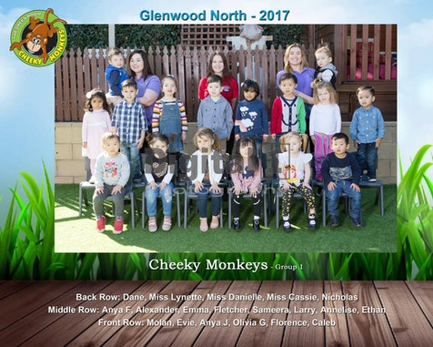 Glenwood North 2017 - 2017 School Photos