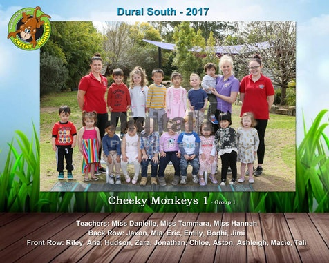 DURAL SOUTH 2017 - Fit Kidz School Photos 2017