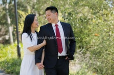 Karen & Chris - wedding day