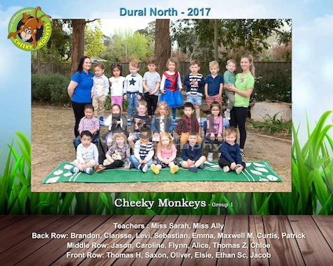 DUAL NORTH - Fit Kidz School Photos