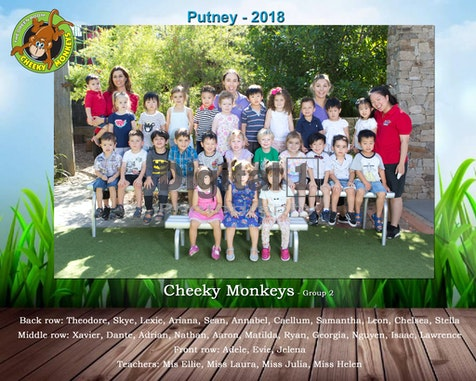Putney 2018 - 2018 School Photos