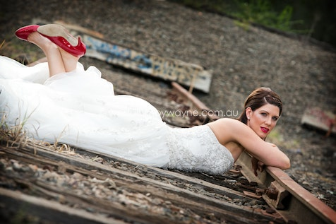 Bianca- Trash The Dress