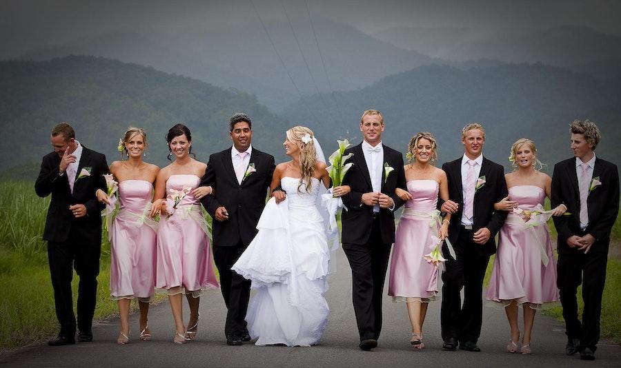 The Bridal Party Port Douglas - Port Douglas