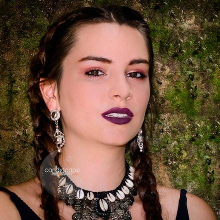 Rainforest Shoot with Amehka - Model Amehka @amehka