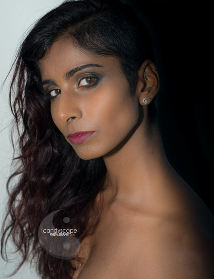 Nilisha - Gold Coast Model by Candyscape Photography