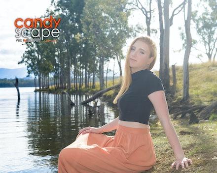 Rural shoot - Model isabelle Lehmann