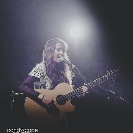 Amy Shark @ The Bearded Lady by Candyscape Photography