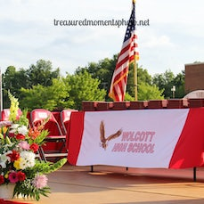 Wolcott High School Graduation 2015