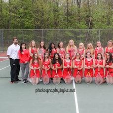 WHS Tennis 2016