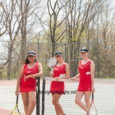 WHS Girls Tennis '18