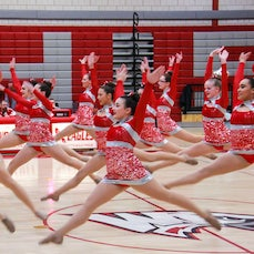 WHS Dance Team '15