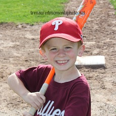 Phillies TBall '15