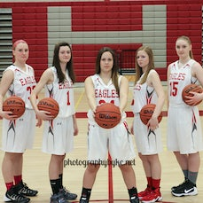 WHS Girls Basketball '16