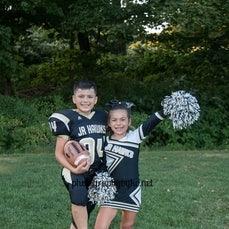 Woodland Pop Warner Football & Cheer