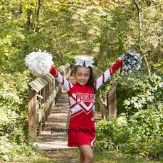 Wolcott Football & Cheer Pop Warner Eagles '17