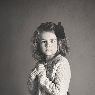 Children's Portrait Portfolio - A collection of Jessica King's Children's Portraits