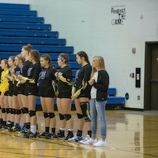2017 Lady Tornadoes Sectional Match vs Ridgewood - Photos taken by Leonard Hill at the Lady Tornadoes Sectional Volleyball Match against Ridgewood ON 10/17/17