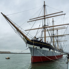 San Francisco Maritime National Historical Park - At the heart of San Francisco's Fisherman's Wharf, this park uses museums, historic ships, and a stunning...