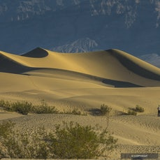 Death Valley National Park, California & Nevada - A sprawling desert valley surrounded by towering mountains, Death Valley lies on the California-Nevada...