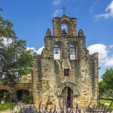 San Antonio Missions National Historical Park - Four Spanish frontier missions tell stories of colonization in the 17th, 18th, and 19th Centuries near...