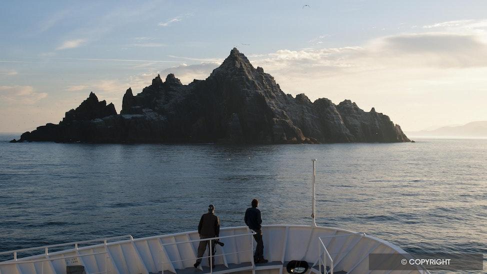 Small Skellig Island - Skellig Rocks, Southwestern Ireland