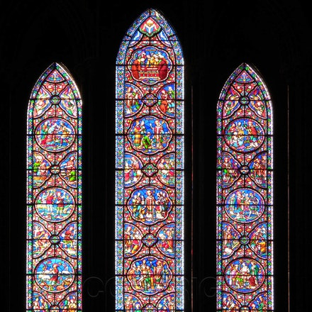 St. Patricks Cathedral Stained Glass