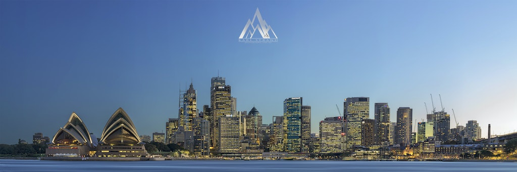 Sydney Skyline, Kirribilli, NSW Australia. - Sydney Skyline, Kirribilli, NSW Australia.
