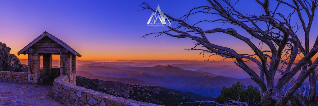The Horn, Mount Buffalo, Victoria Australia. - The Horn, Mount Buffalo, Victoria Australia.
