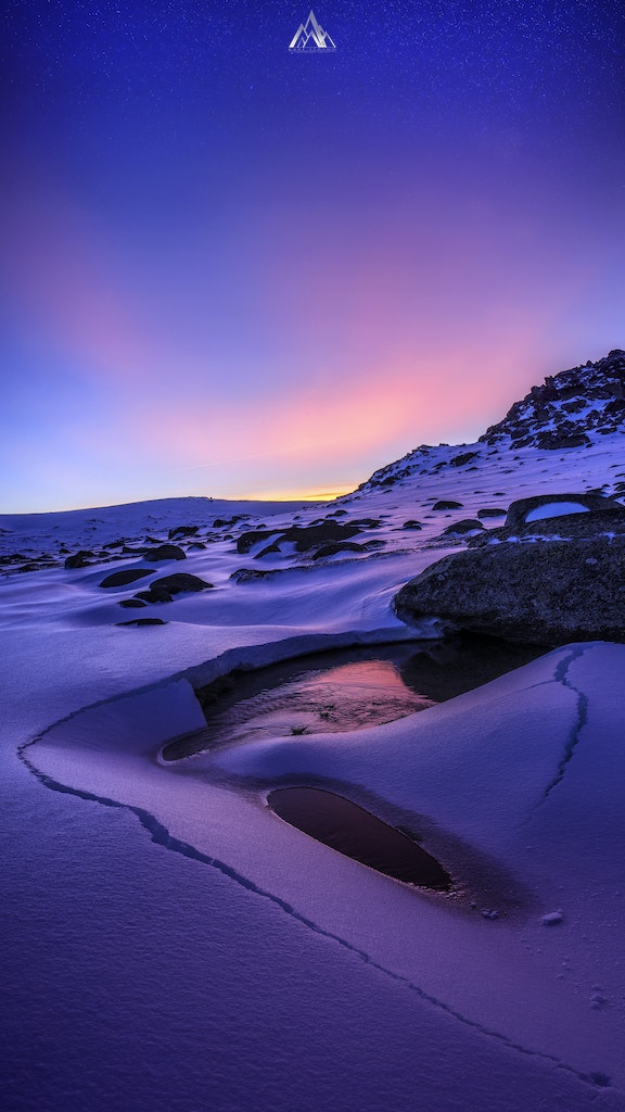 Winter Solstice, Kosciusko National Park, Australia. - Winter Solstice, Kosciusko National Park, Australia.
