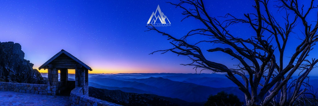 Rising Temptation, Mount Buffalo, Victoria, Australia. - Rising Temptation, Mount Buffalo, Victoria, Australia.