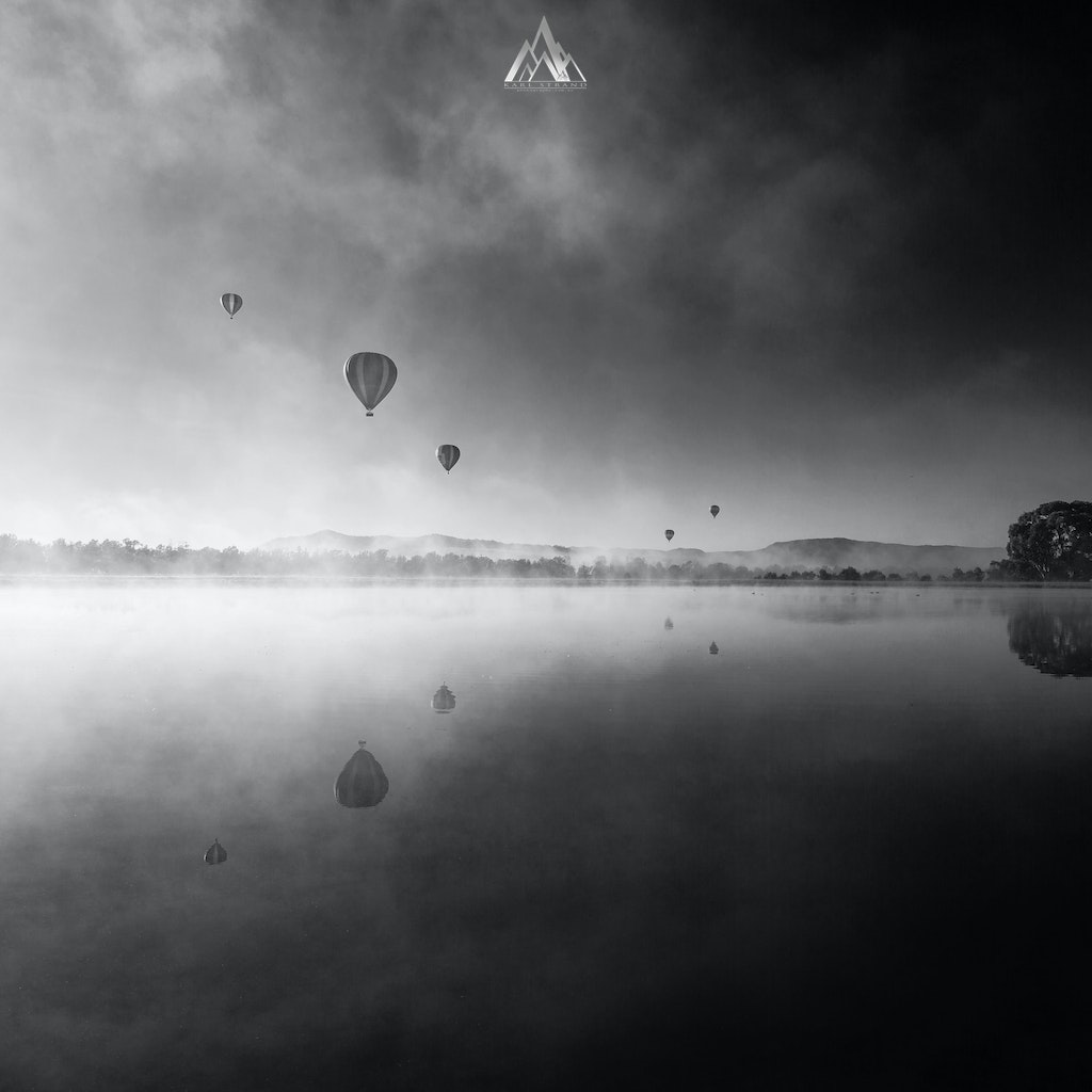 Flying High, Hunter Valley NSW Australia. - Flying High, Hunter Valley NSW Australia. 