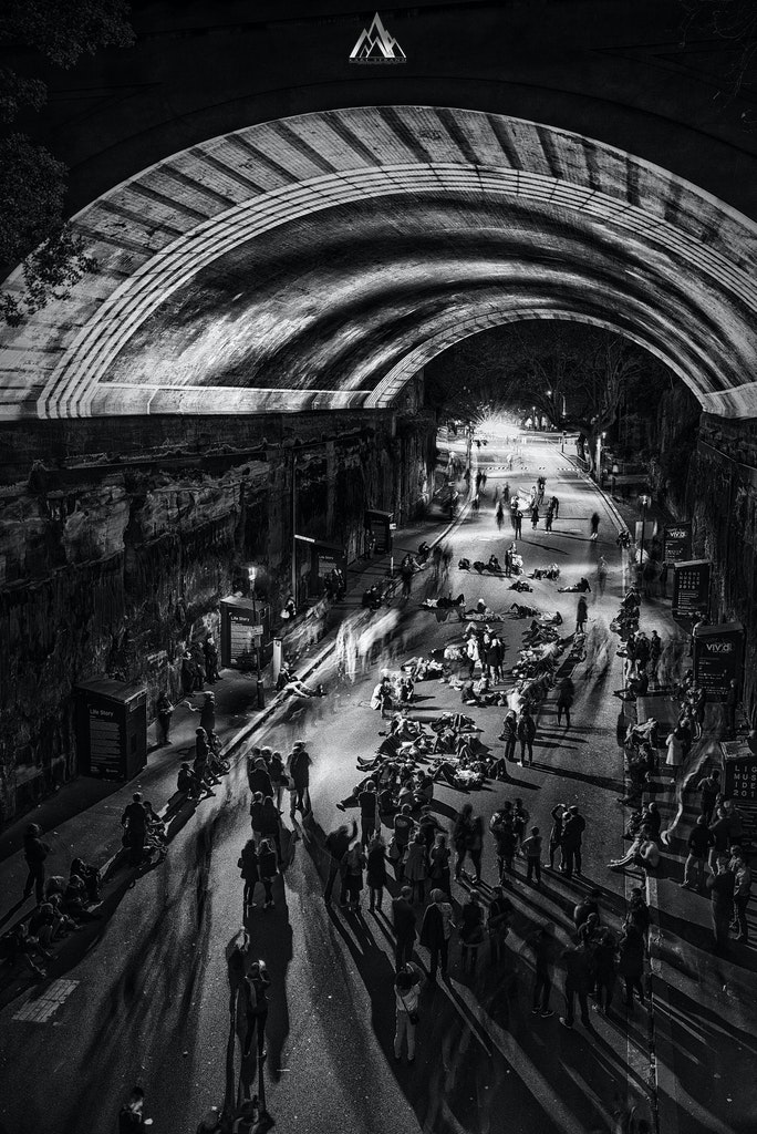 The Tunnel. - The Tunnel.