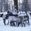 Reindeer people, Nth Mongolia.
