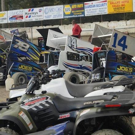 Deming Speedway 4/25/14