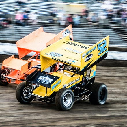 Fred Brownfield Classic Night 2