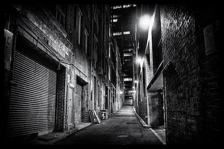 Back Lane Noir