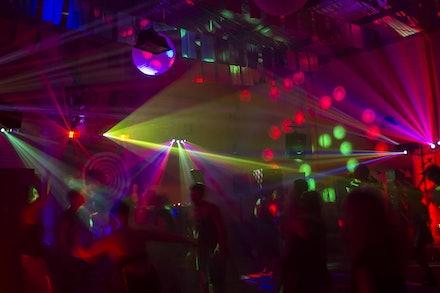 Lines of Light - Flux @ The Rhythm Hut