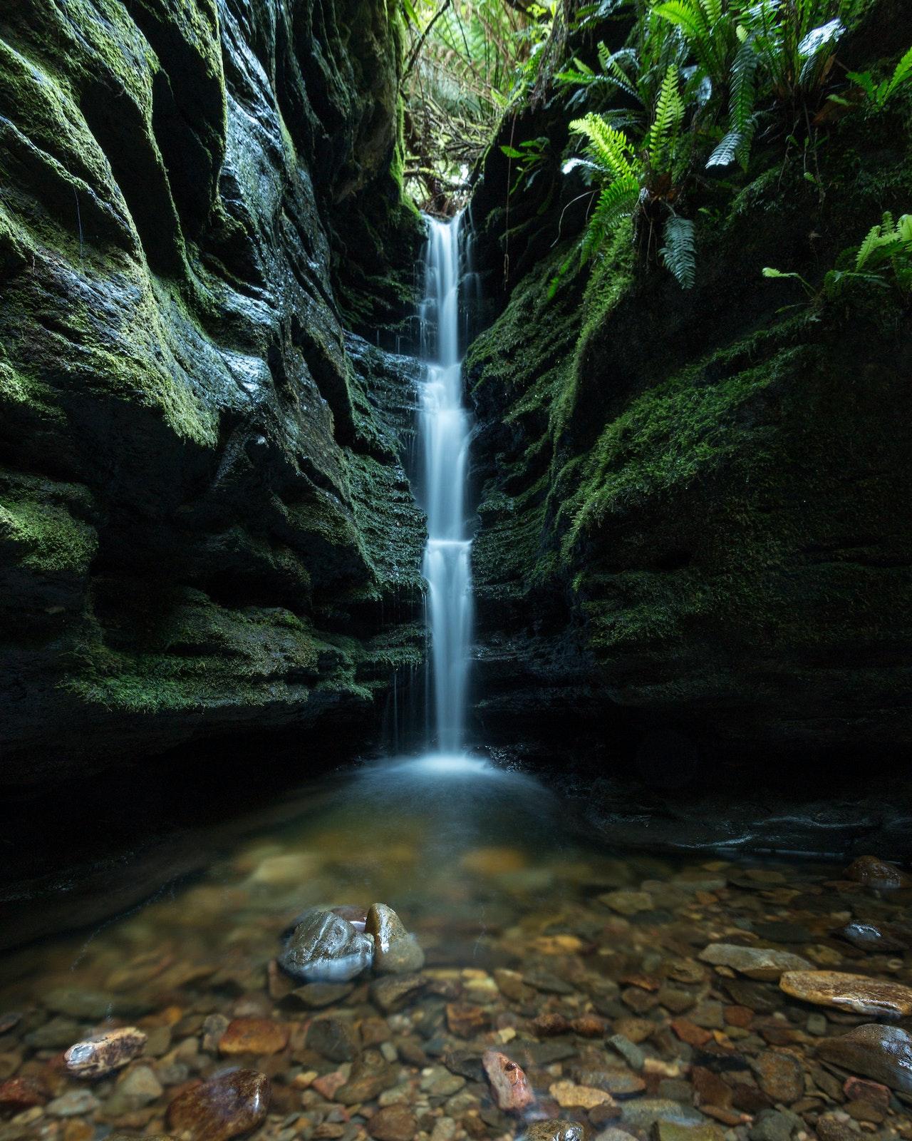 Secret Falls III - Hobart, Tasmania