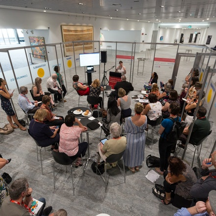 Workshops - Workshops, while often held in smaller less extravagant rooms, really make for some terrific images, capturing delegates truly engaged and...