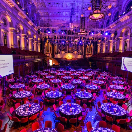 Gala Dinners - Whether a stand alone awards night or the key feature in your conference program, Gala Dinners are always a highlight.
