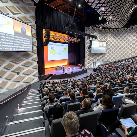 Audiology Australia National Conference 2018 - Audiology Australia National Conference 2018, held at International Convention Centre Sydney, 20th - 23rd...