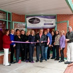 Waldwick Ribbon Cutting 4'5/14 - Get In Shape For Woman
