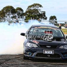 Burnouts At Bairnsdale 6th August 2016